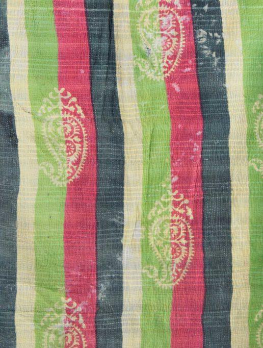 Vintage Kantha Mini – Paisley